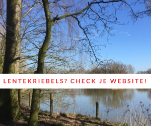 controleer je website