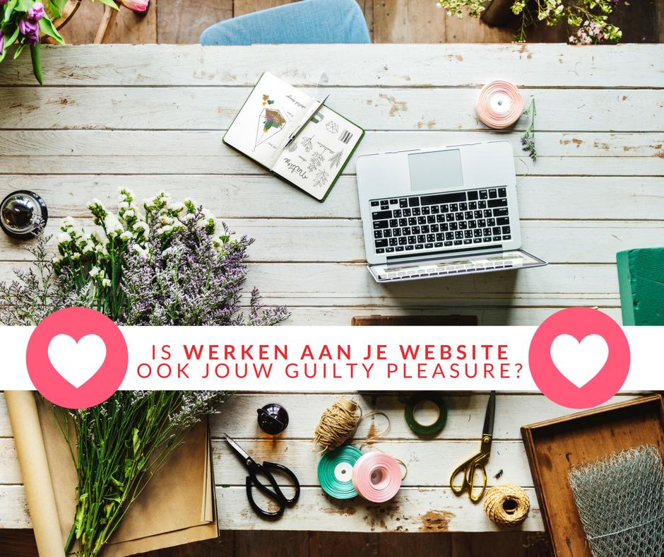 hoe vaak verander ik mijn website